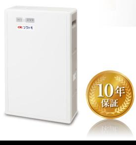 蓄電池ユニット(長州産業)